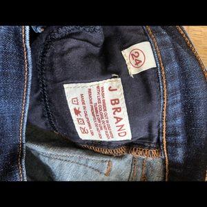 J Brand Jeans - Dark Wash J Brand Skinny Jeans